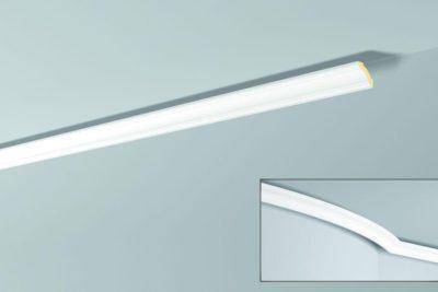 Listwa sufitowa Arstyl Z1240 prosta / Flex