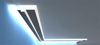 gzyms oświetleniowy